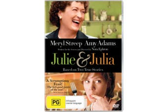 Julie & Julia DVD Region 4