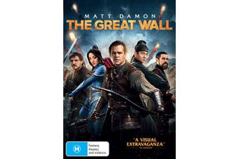 The Great Wall DVD Region 4
