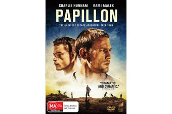 Papillon DVD Region 4