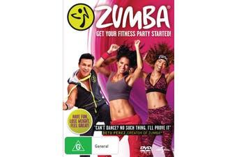Zumba DVD Region 4