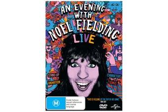 An Evening With Noel Fielding DVD Region 4