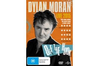 Dylan Moran Live Off the Hook DVD Region 4