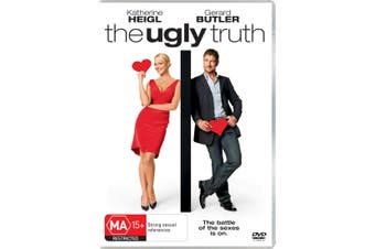 The Ugly Truth DVD Region 4