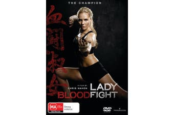 Lady Bloodfight DVD Region 4