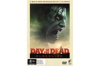 Day of the Dead Bloodline DVD Region 4