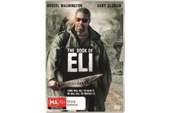 The Book of Eli DVD Region 4