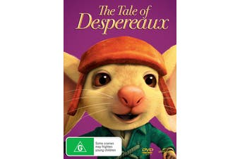 The Tale of Despereaux DVD Region 4