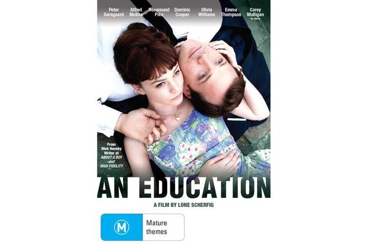An Education DVD Region 4