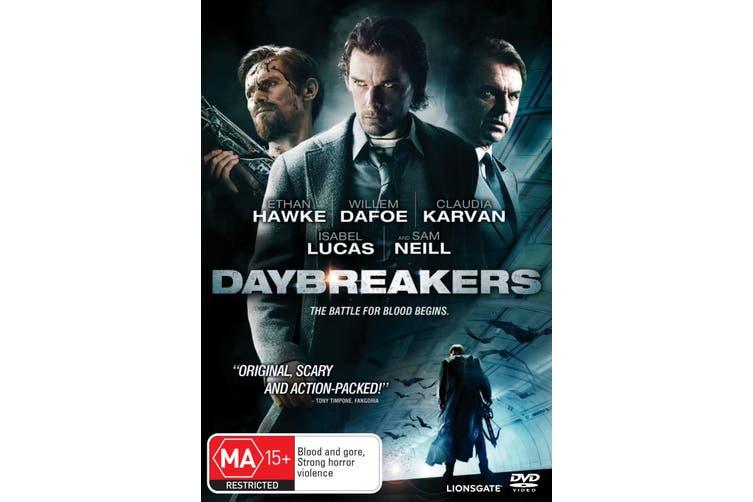Daybreakers DVD Region 4