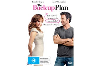 The Back up Plan DVD Region 4