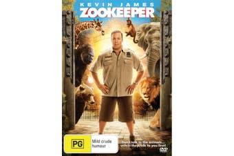 Zookeeper DVD Region 4