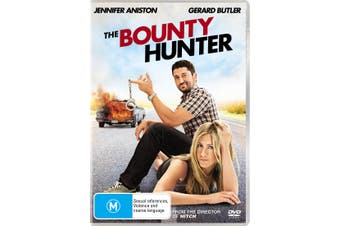 The Bounty Hunter DVD Region 4