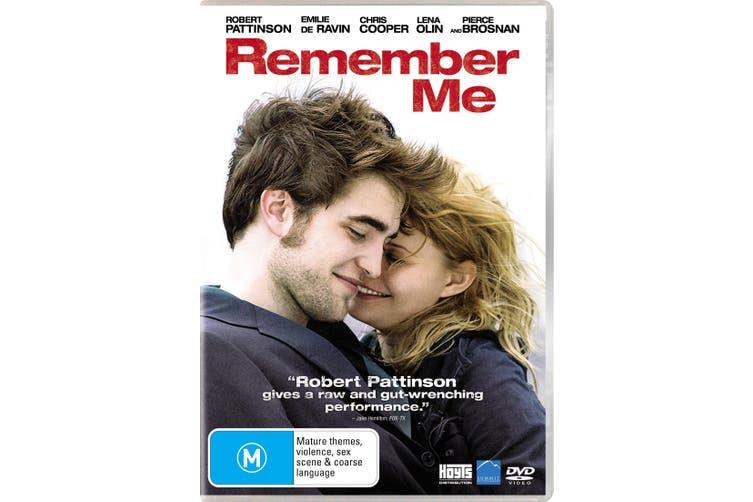 Remember Me DVD Region 4