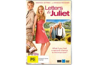 Letters to Juliet DVD Region 4