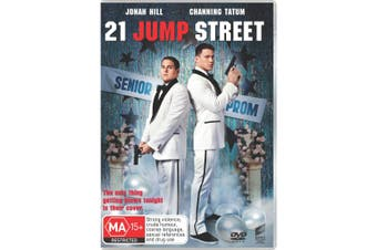 21 Jump Street DVD Region 4