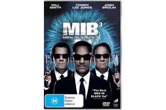 Men in Black 3 DVD Region 4