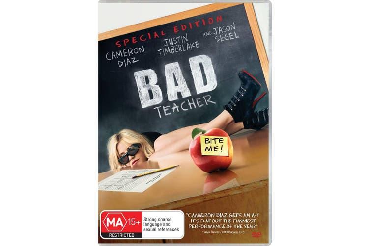 Bad Teacher DVD Region 4