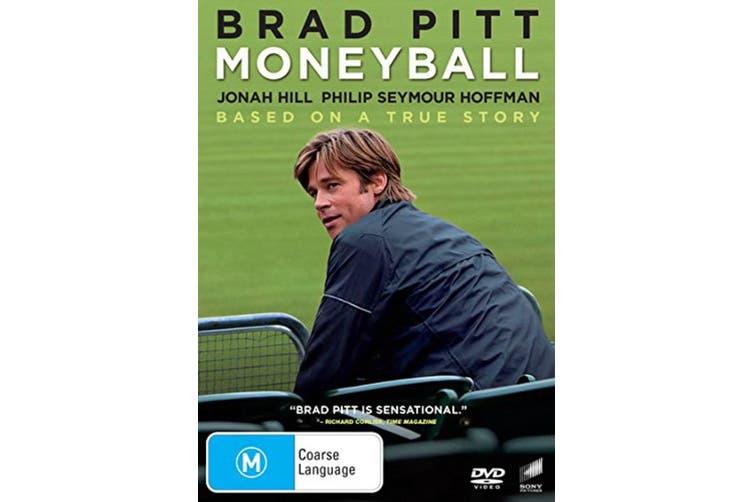 Moneyball DVD Region 4