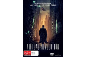 2047 Virtual Reality DVD Region 4