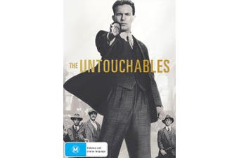 The Untouchables DVD Region 4