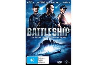 Battleship DVD Region 4