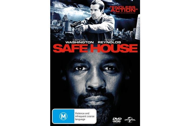 Safe House DVD Region 4