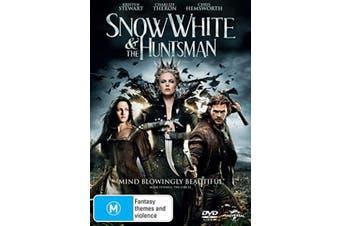 Snow White and the Huntsman DVD Region 4
