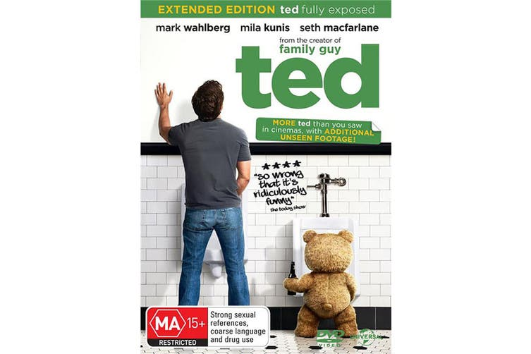 Ted DVD Region 4