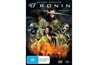 47 Ronin DVD Region 4
