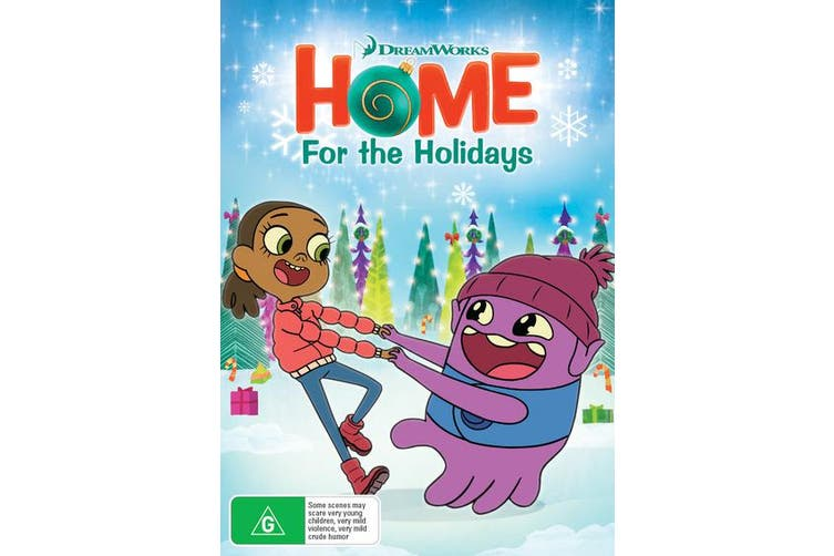 Home For the Holidays DVD Region 4
