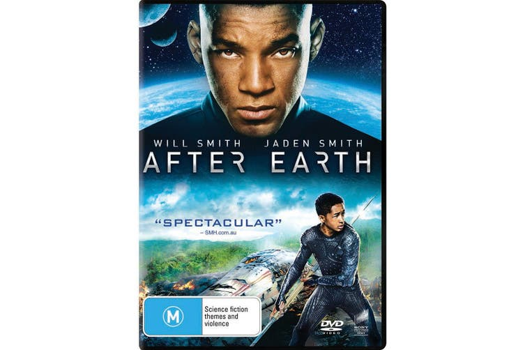 After Earth DVD Region 4