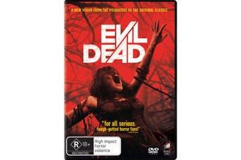 Evil Dead DVD Region 4