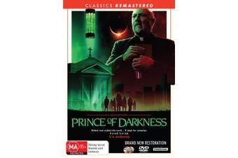 Prince of Darkness DVD Region 4