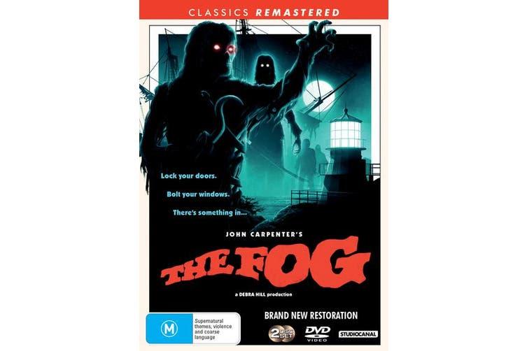 The Fog DVD Region 4