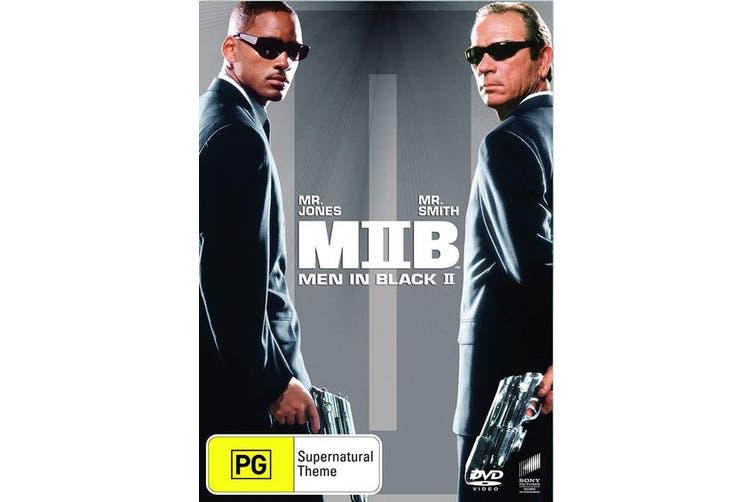 Men in Black 2 DVD Region 4