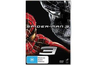 Spider Man 3 DVD Region 4