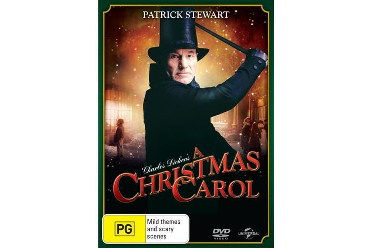 A Christmas Carol DVD Region 4