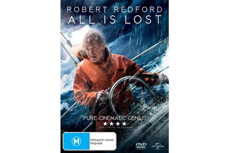 All Is Lost DVD Region 4