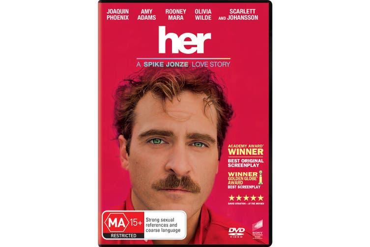 Her DVD Region 4