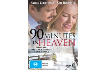 90 Minutes in Heaven DVD Region 4