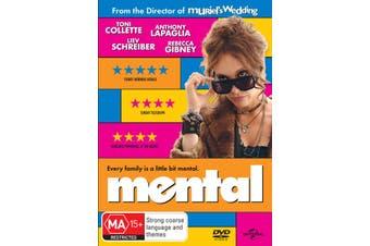 Mental DVD Region 4