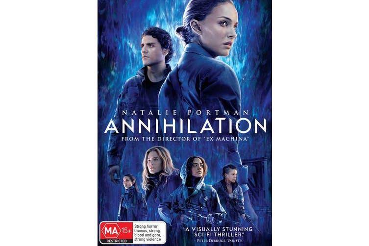 Annihilation DVD Region 4