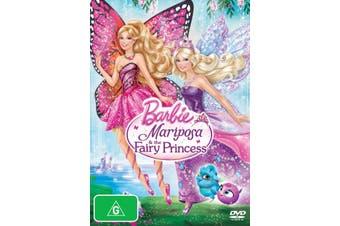 Barbie Mariposa and the Fairy Princess DVD Region 4