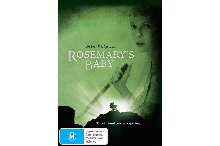 Rosemarys Baby DVD Region 4