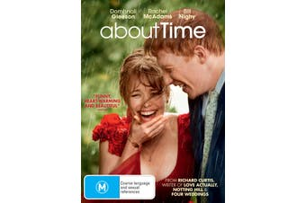 About Time DVD Region 4