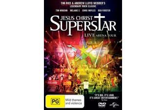 Jesus Christ Superstar Live Arena Tour 2012 DVD Region 4