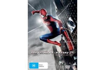 The Amazing Spider Man 2 DVD Region 4