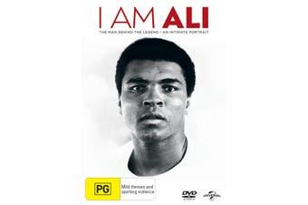 I Am Ali DVD Region 4