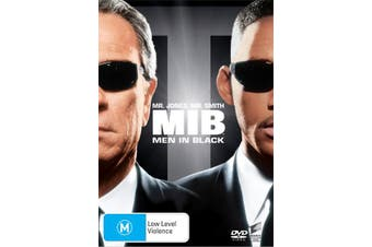 Men in Black DVD Region 4