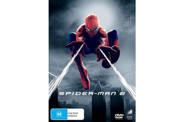Spider Man 2 DVD Region 4